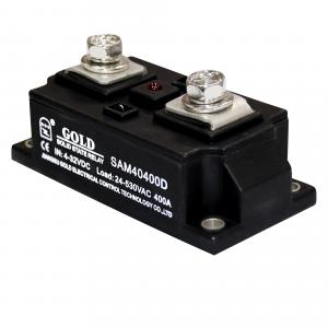 Wholesale 10ms on off  AC Single Phase Zero Crossing Ssr 10aa from china suppliers