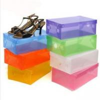 China Plastic Storage Box for Shoes on sale