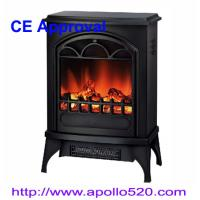 China Affordable Free Stand Electric Fireplace on sale