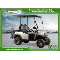 Wholesale ADC Motor 48V 4 Seater Electric Hunting Carts / Club Car Electric Golf Car from china suppliers