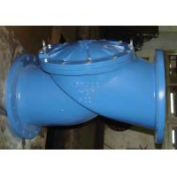 Wholesale High performanceductile iron swing check valve ISO & CE certificate from china suppliers