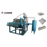 Wholesale Small Paper Pulp Moulding Machine , Small Egg Tray Making Machine 1000pcs/h from china suppliers