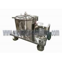 Buy cheap Top Discharge Chemical Manual Filtration Centrifuge Basket For Separating from wholesalers