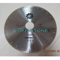 Wholesale Durable Stone Cutting Tools / Disc Blades For Cutting Granite Marble from china suppliers