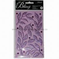 Wholesale 3-D Blink Puffy Stickers, Easy to Stick and Remove, Safe and Non-toxic from china suppliers