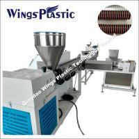 Wholesale EVA LLDPE Materials Vacuum Pipe Hose Extrusion Line / Making Machine from china suppliers