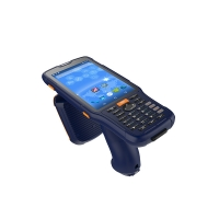 Wholesale PDA Mobile Device HF RFID IP65 Pocket PC Barcode Scanner with GPRS / WiFi from china suppliers