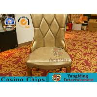 Wholesale Nordic Style Casino Gaming Chairs / Microfiber Leather Game Chair from china suppliers