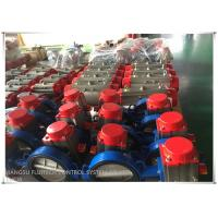 Wholesale Natureal Gas Petrochemical Butterfly Pneumatic Actuator , Ball Valve Actuators from china suppliers