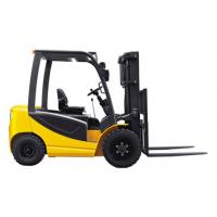 Wholesale Large Battery Forklift Truck 3000kg , Double Controller Fork Lift Trucks from china suppliers