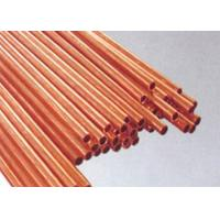 Wholesale JIS H3300-2006 standard red seamless copper tube 1m 2m 3m 6m as required from china suppliers