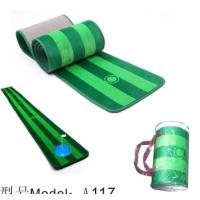 Wholesale golf putting mat from china suppliers