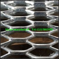 China Heavy Duty expanded metal grating on sale