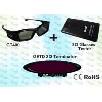 Wholesale 3D vision IR emitter and glasses for 3D Home Theater from china suppliers