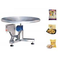 Buy cheap Stainless Steel Disc Feeder Silver Grey Color For Bag Package Food from wholesalers