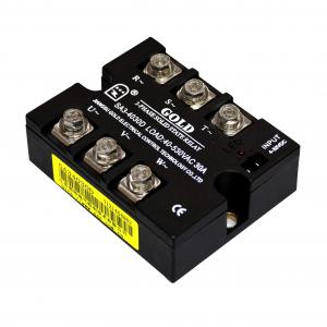 Wholesale Zero Crossing Zvs 3 Phase SSR Relay 20a from china suppliers