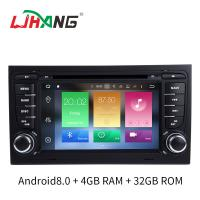 Wholesale Multi Language SD FM MP4 Audi Car DVD Player 32 GB Mirror Link Supported from china suppliers
