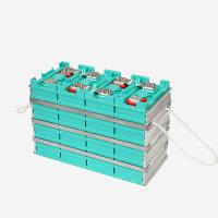 Wholesale 3.2V 60Ah 3000 Cycles LiFePO4 Li Ion Battery With PP Shell from china suppliers