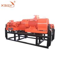 Hazardous Wastes Horizontal Decanter Centrifuge Double Motor Variable Frequency