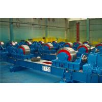 2T - 250T Conventional Pipe Welding Machine with Rubber Rollers