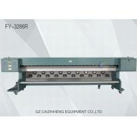 Wholesale 105 Feet Inkjet Digital Solvent Printer , Vinyl Solvent Printing Machine Infiniti FY 3286R from china suppliers
