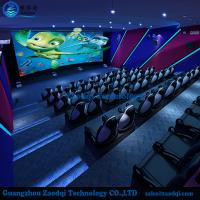 Wholesale Small investment and high yield,hot sale 5d cinema 5d theater from china suppliers