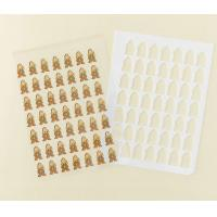 Wholesale Plain Unprinted Chocolate Transfer Sheets / Chocolate Transfer Paper 2 Years Shelf Life from china suppliers