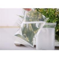 China Leakproof Ziplock Clear PE Plastic Bags #100*160mm For Liquid Packaging on sale