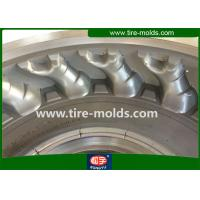 Wholesale Custom Grader Tire OTR Tyre Mold CNC / EDM Process Mould Forging from china suppliers