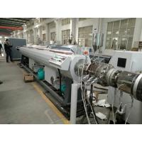 Wholesale SJZ Series Conic Dual Screw Extruder PVC Drain Water Pipe Extrusion Machine from china suppliers