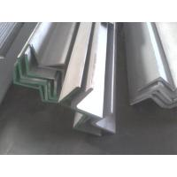 Quality 410 420 430 stainless steel angle bar , hot rolled / cold rolled SS angle bar for sale