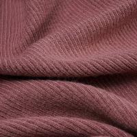 Wholesale Popular Knitted Textile Cotton Polyester Blend Rib Fabric from china suppliers