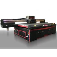 China Multi Functional UV Flatbed Inkjet Printer With Ricoh Gen5 Print Head 2500 x 1300mm on sale