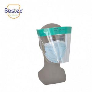 Wholesale Dust Proof Dental Hygienist 32x22cm Disposable Face Shield from china suppliers