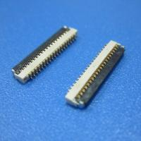 Wholesale fpc connectors 0.3mm pitch 20pin bottom smt from china suppliers