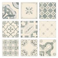 Wholesale Fashion Patterned Concrete Kitchen Wall Cladding Tiles Hot Bordered 20x20cm from china suppliers