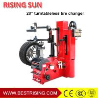 China CE approved Full automatic leverless used automobile tire changer machine for 30inch rim on sale