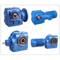 Lishui Manufacturer Helical Worm Gear Reduction Gearbox