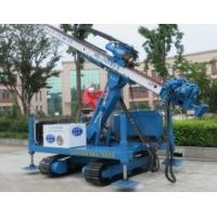 Buy cheap Anchor Drilling Rig Dth Hammer Land Drilling Rigs Machine Piling Foundation Drill MDL-150H product