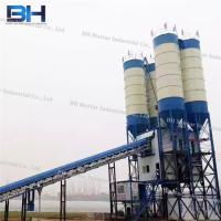 Wholesale High Automation Concrete Mixing Station , Concrete Batching And Mixing Plant from china suppliers