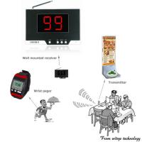 Wireless Paging System For Restaurant Of Item 98802491