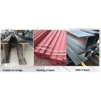 Mill steel h beam astm a36 carbon hot rolled prime structural steel h beam