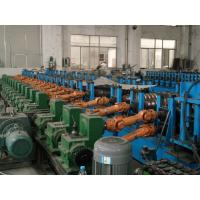 Hydraulic Pressure Silo Forming Machine / Cold Roll Former Machine 1.5-2 mm Material Thickness
