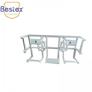Wholesale Custom OEM White Wire 22cm 12.2cm Disposable Glove Rack from china suppliers