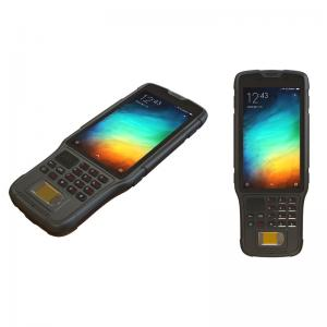 Wholesale Handheld Biometric Fingerprint Scanner Bluetooth USB Rugged PDA with Android SDK from china suppliers