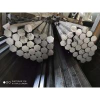 Wholesale ASTM A1045 S45C Hexagonal Bar , Structural Steel Bar Quenched And Tempered from china suppliers