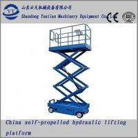Wholesale High quality service mobile hydraulic lift platform from china suppliers