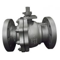 Wholesale Split Body Floating Type Ball Valve / Full Bore Ball Valve Fireproof Structure from china suppliers