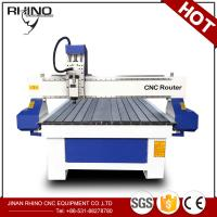 Wholesale 2D / 3D Woodworking CNC Router Engraving Machine With Stepper Motor Drivers from china suppliers