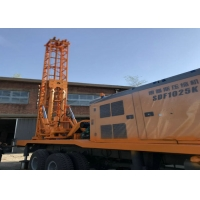 Wholesale 650m Depth 30T Load Truck Mounted Drill Rig For Water Source Development from china suppliers